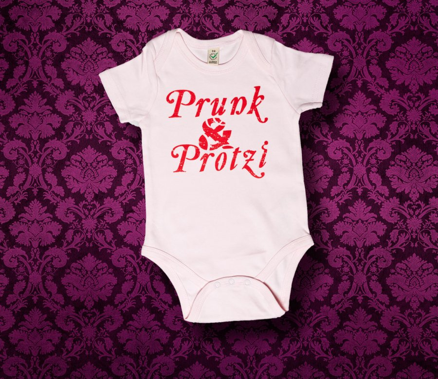 Baby Body kurzarm - pp - 3-6 Monate - Girl
