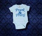 Baby Body kurzarm - pp - 0-3 Monate - Boy