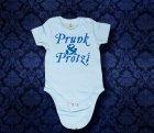 Baby Body kurzarm - pp - 3-6 Monate - Boy