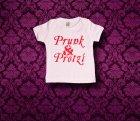 Baby Shirt kurzarm - P&P - 0-3 Monate - Girl