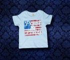 Baby Shirt kurzarm - America - 6-12 Monate - Boy