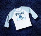 Baby Shirt Baseball langarm - P&P - 12 Monate - Boy
