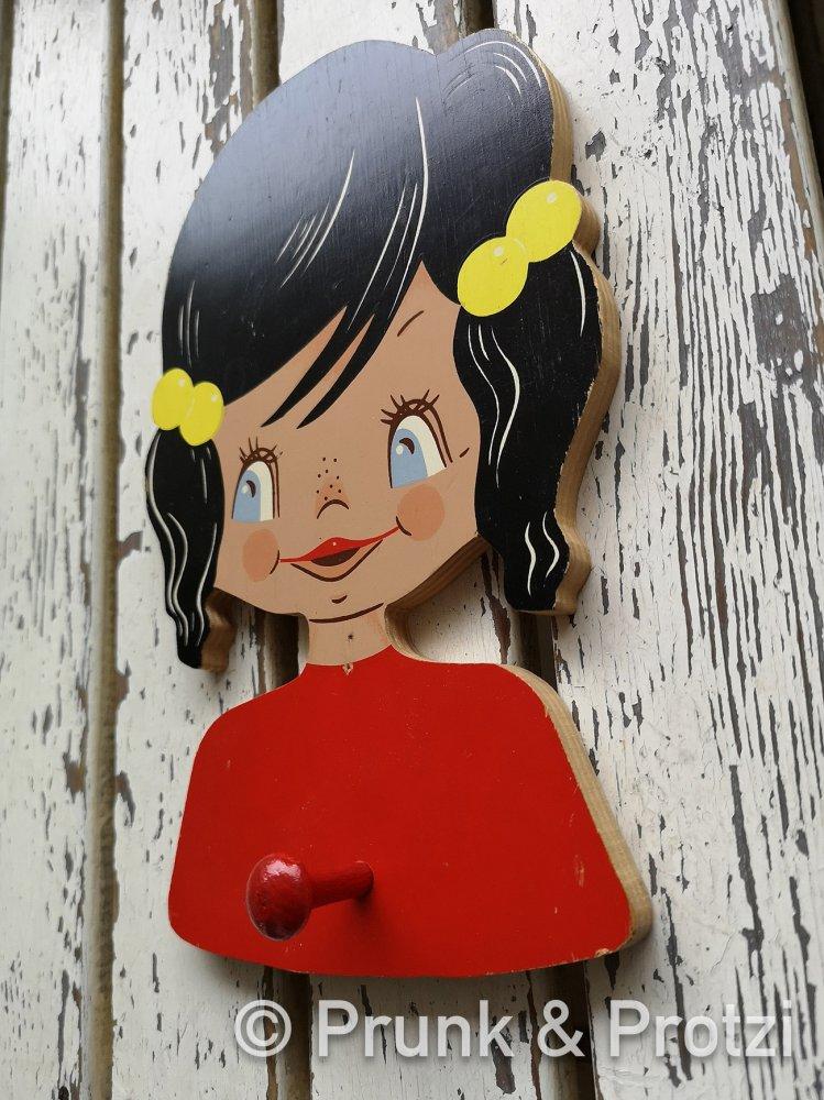 Kleiderhaken Mädchenkopf 1972 - kul_0033